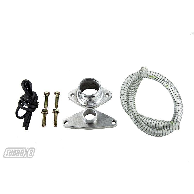 2008  wrx sti front mount intercooler kit