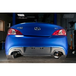 RS Catback Exhaust Genesis Coupe 2.0T