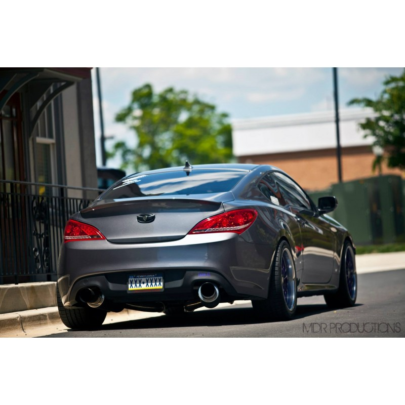 Rsd Catback Exhaust Genesis Coupe 2 0t