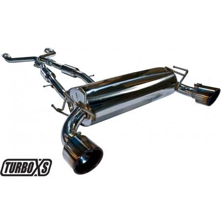 2009 - 2014 TurboXS 370z Dual Catback Exhaust??