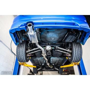 Subaru Forester Catback Exhaust 2004-2008