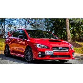 TowTag License Plate Relocation Kit 2015 Subaru WRX/STi