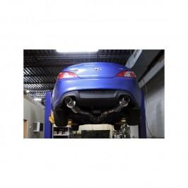 RSD Catback Exhaust Genesis Coupe 2.0T