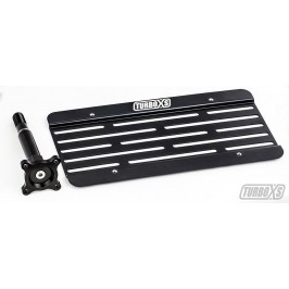 TOWTAG LICENSE PLATE RELOCATION KIT '09-'14 HYUNDAI GENESIS COUPE