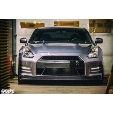 TOWTAG LICENSE PLATE RELOCATION KIT '09-'17 NISSA GT-R