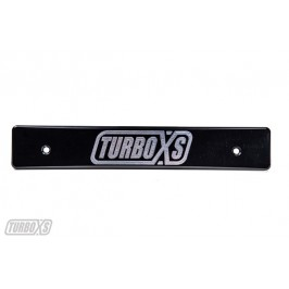 "'08-'14 WRX/ STi ""TurboXS"" License Plate Delete"