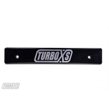"""'08-'14 WRX/ STi """"TurboXS"""" License Plate Delete"""