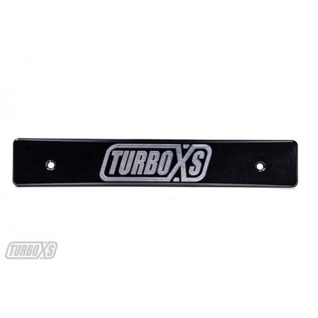 """08-'14 WRX/ STi """"TurboXS"""" License Plate Delete"""