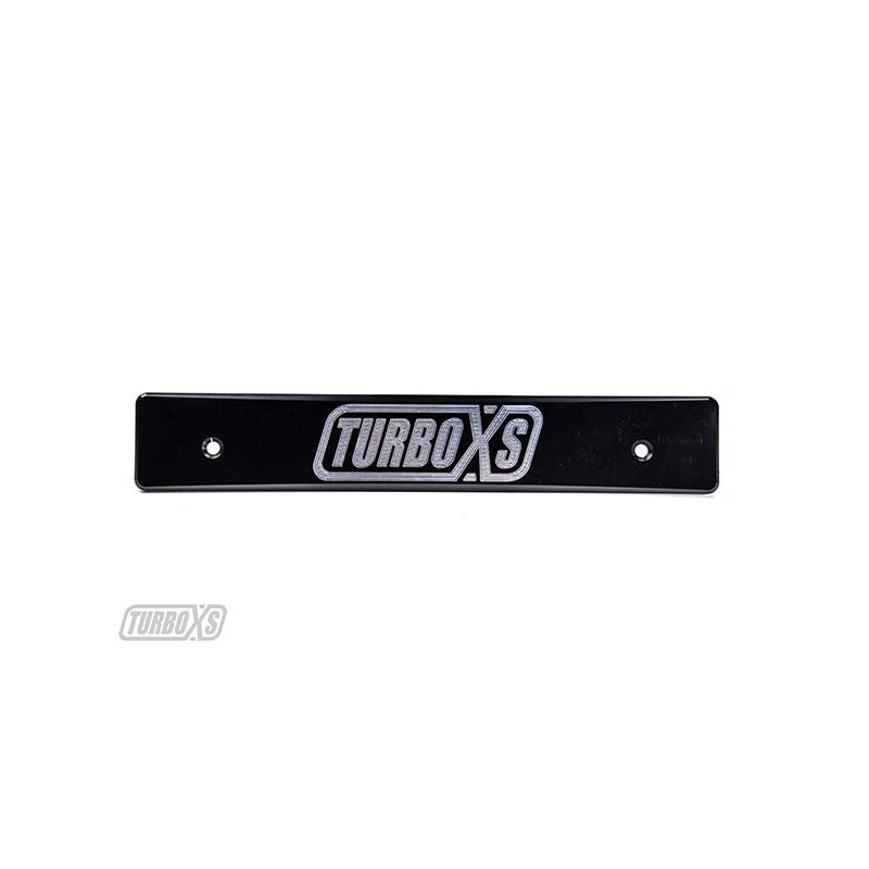"""'15-'17 WRX/ STi """"TurboXS"""" License Plate Delete"""