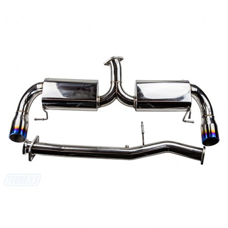 RX8-Catback Exhaust System